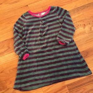 Mini Boden | Striped Dress